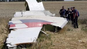 Russland: Ukraine lügt über MH17-Absturz