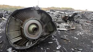Flug MH17 mit russischer Buk-Rakete abgeschossen