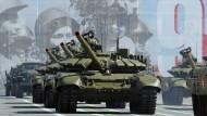 Wie Russland die Separatisten unterstützt