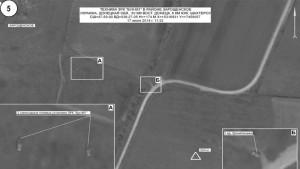 Russland soll Satellitenfotos gefälscht haben