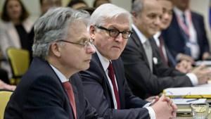 Steinmeier sieht Atomverhandlungen in kritischer Phase