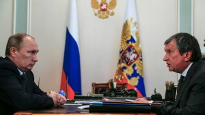Putins Mann bei Rosneft