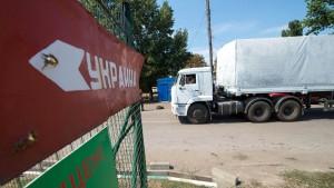 Kiew erkennt russischen Konvoi als Hilfe an