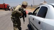 Türkische Luftwaffe fliegt neue Angriffe auf PKK im Nordirak