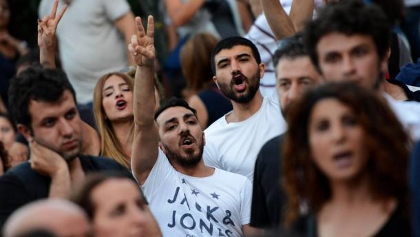 Türkei entschlossen zu Kampf gegen IS