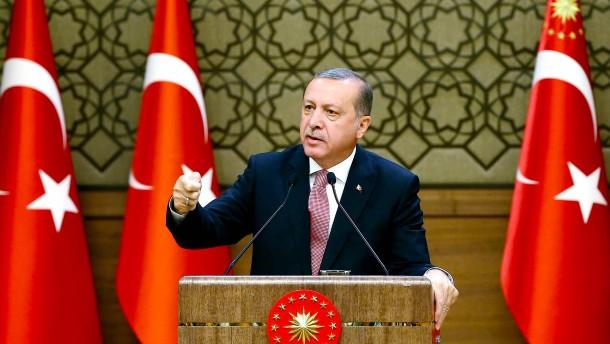 Erdogan zürnt der italienischen Justiz