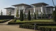Erdogans Präsidentenpalast ist ein Schwarzbau