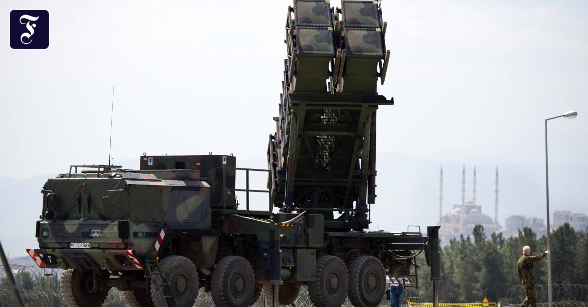 Bundeswehr Ausgangssperre