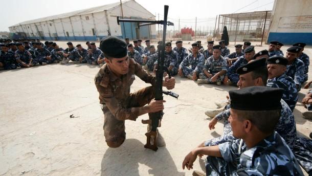 Amerika setzt al Maliki unter Druck