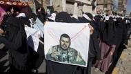 Proteste gegen Houthi-Miliz in Sanaa