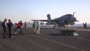 Kampfjets bombardieren Infrastruktur der Dschihadisten