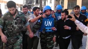UN-Beobachtermission offiziell beendet