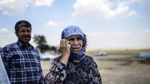 Kurden vertreiben IS-Miliz