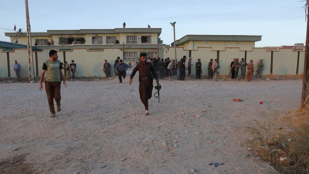 Streitkräfte beenden IS-Angriff auf Kirkuk