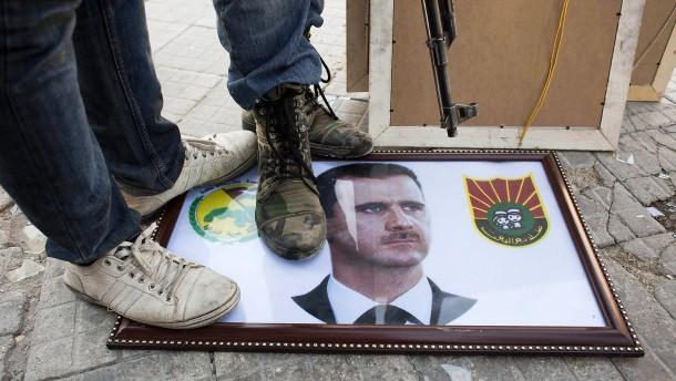 Ranghoher Militär kehrt Assad den Rücken