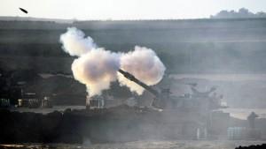 Israel will die Waffen für zwölf Stunden ruhen lassen