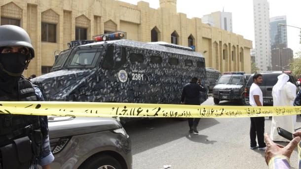 Kuweit verhängt sieben Todesurteile gegen IS-Terrorristen