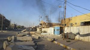 Dschihadisten rücken auf Bagdad vor