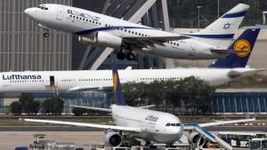Zionisten gegen Lufthansa