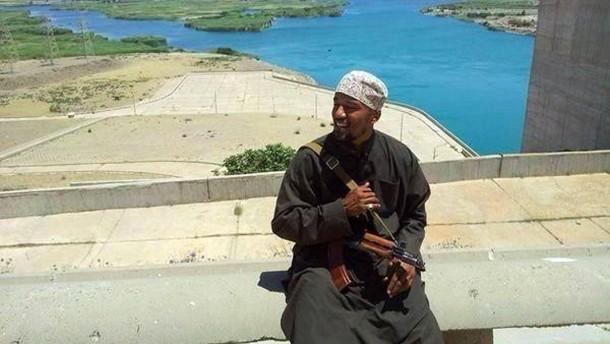 Al Baghdadis deutscher Helfer