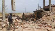 Islamisten erobern Armeestützpunkt