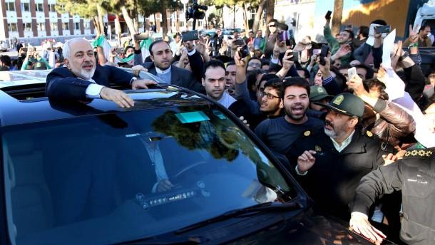 Rahmenvereinbarung mit Iran weltweit begrüßt