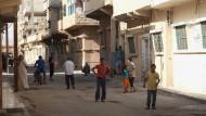 IS-Terrormiliz rückt in historische Oasenstadt Palmyra ein