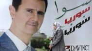 Kerry: Werden letztlich mit Assad verhandeln müssen