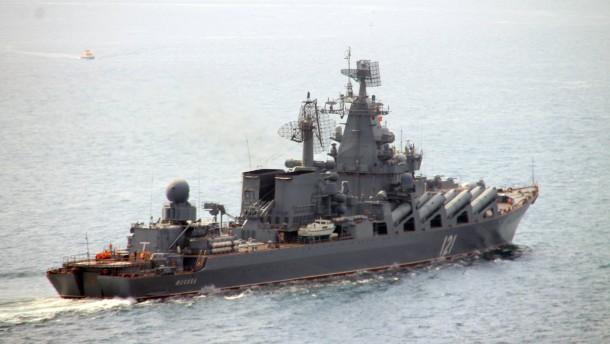 Erstes russisch-ägyptisches Manöver im Mittelmeer