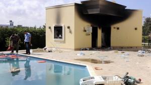 Washington geht von geplantem Angriff in Benghasi aus
