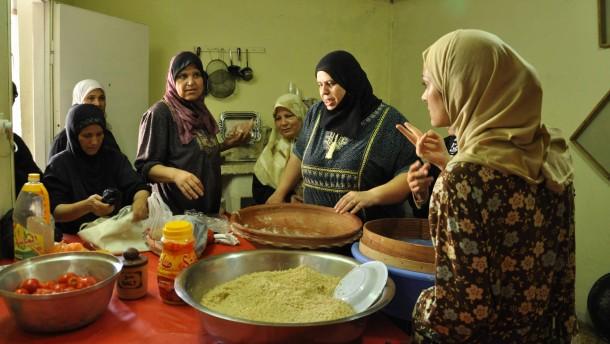 Gaza kocht