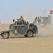 Irakische Truppen rücken auf Tal Afar vor.