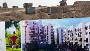 Israel baut 186 neue Siedlerwohnungen