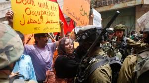 Israel antwortet auf Terrorregierung