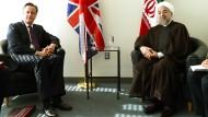 Teheran schläft nicht