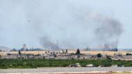 Türkische Grenzschützer erschießen angeblich Syrer