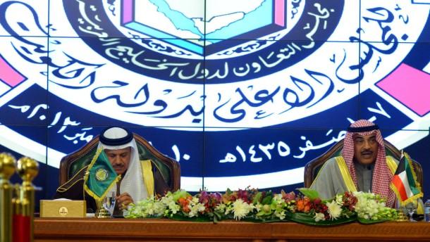 Golfstaaten wollen sich mit Iran versöhnen