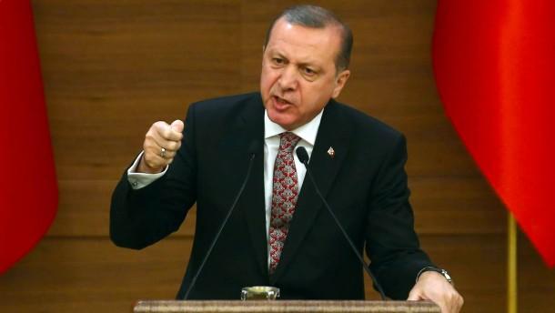 Türkei könnte Geduld verlieren