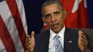 Obama besteht auf Entmachtung Assads