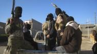 Iraks zaudernde Sunniten