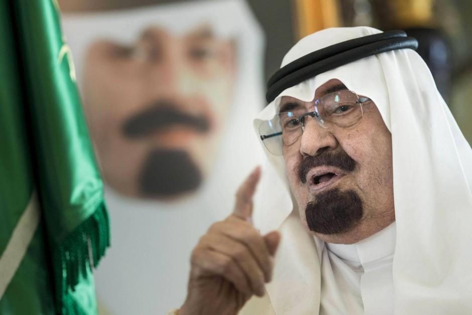 Er gehörte zu den beliebtesten Monarchen in der Geschichte des islamischen Königreichs: König Abdullah.