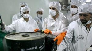 Ernüchterung über Atom-Vereinbarung