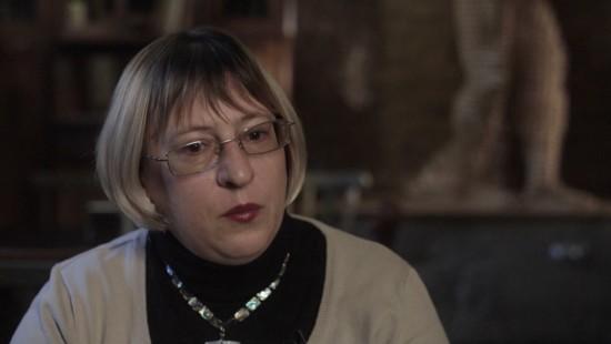 Olena Stepova stellt sich vor