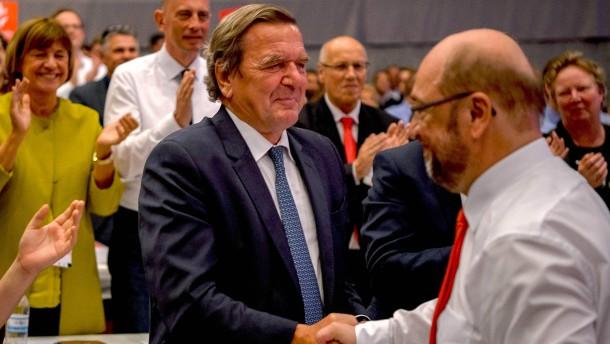 Union kritisiert Schröders Engagement bei Rosneft