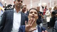 Frauke Petry will der Fraktion im Bundestag nicht angehören