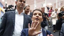 Frauke Petry will Fraktion im Bundestag nicht angehören