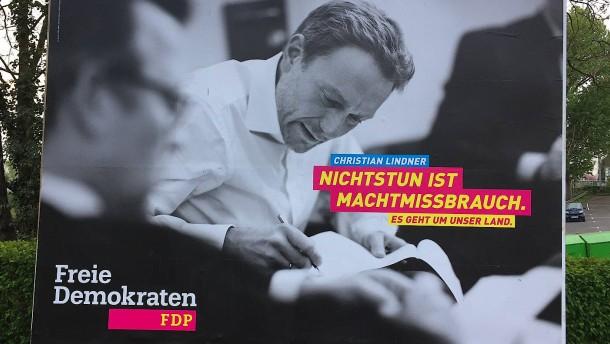 Die FDP träumt sich in die Zukunft