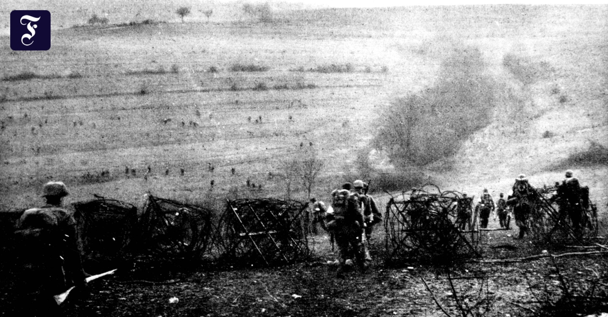 Erster Weltkrieg: Die Hölle von Verdun