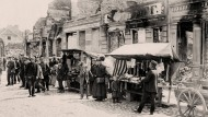 In der 1914 zerstörten Stadt Hohenstein