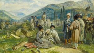 Sotschi und die   tscherkessische Frage